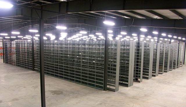 metalware shelving hi rise storage system phase 1 prime alliance marketing. Black Bedroom Furniture Sets. Home Design Ideas