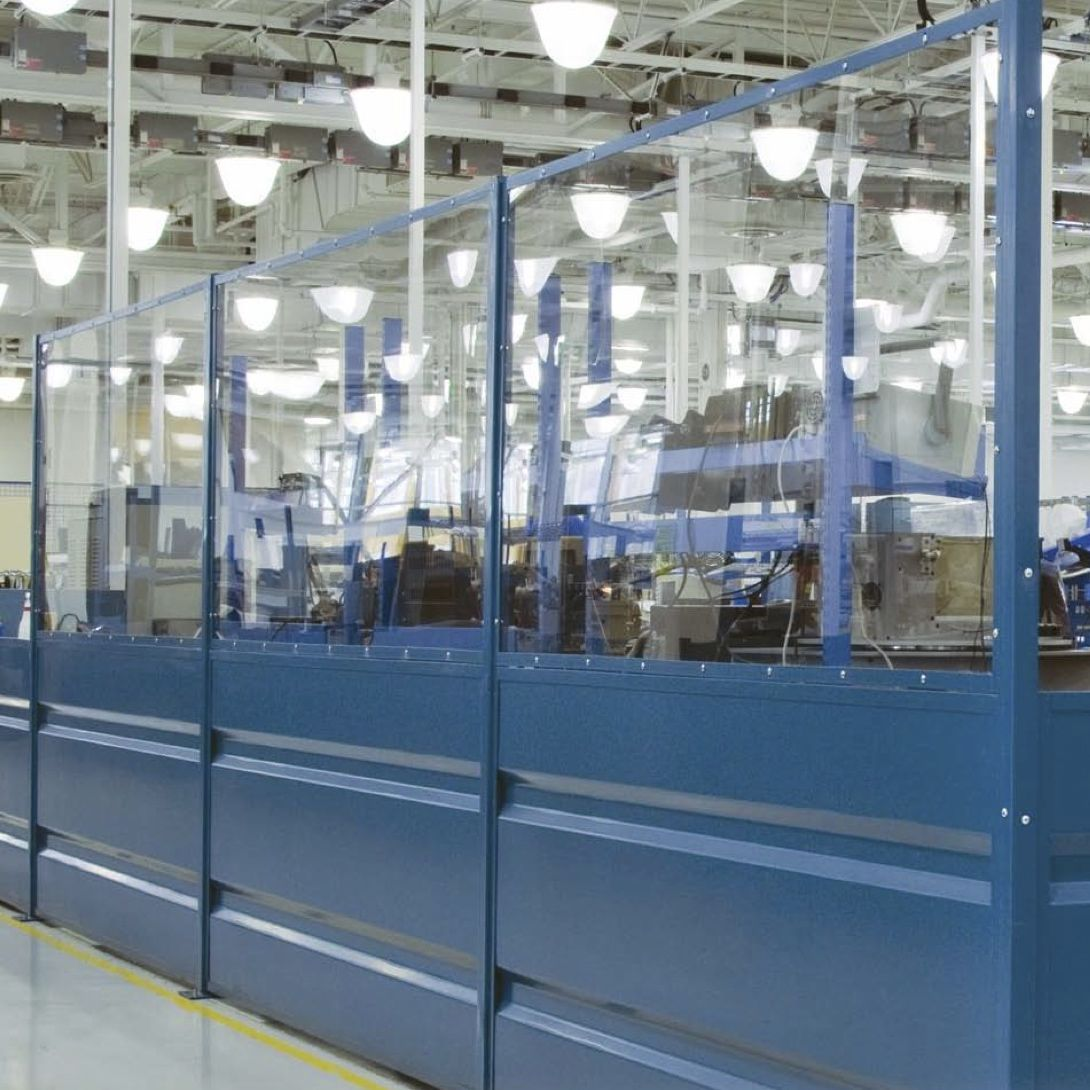 Sheet Metal Partitions | Prime Alliance Marketing