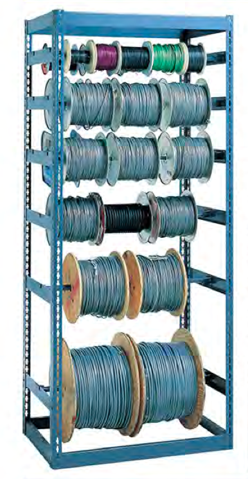 Electric Wire Reel Storage Prime Alliance Marketing