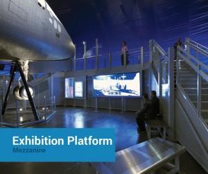 Cogan Exhibition Platform Mezzanine
