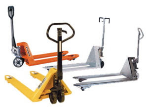 Presto Lifts Pallet Trucks