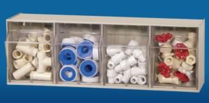 Akro-Mils TiltView® Tilting Bins