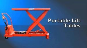 Presto Lifts Portable Lift Tables