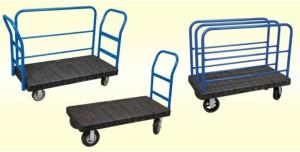 Akro-Mils Ultra:Deck Platform Trucks